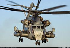 US Marines Sikorsky CH-53E Super Stallion