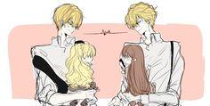 Topic - Chapter 21 - the latest comic. Mediaoctruyen - Language Love - Topic – Chapter 21 – the latest comic. Chica Anime Manga, Anime Guys, Manga Art, Anime Art, Memes Pt, Anime Love Couple, Claude, Manhwa Manga, My Princess