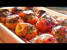 Tomates farcies confites au four un peu comme maman les faisait...jeanpierrevigato.com