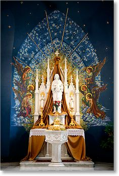 """The Jewel of the South"" — St. Joseph Catholic Church, Macon, Georgia      ♡ ♥ X ღɱɧღ"