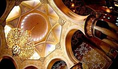 Sheikh Zayed Mosque in Dubai