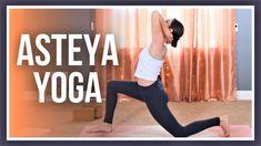 ASTEYA YOGA - Heart Opening Flow and Meditation (Yoga Philosophy) Yoga Youtube, Free Youtube, Yin Yoga, Yoga Meditation, Free Yoga Videos, Yoga Philosophy, Vinyasa Yoga, Yoga For Beginners, Namaste