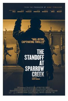 Standoff at Sparrow Creek, The on DVD from RLJ Entertainment. Staring James Badge Dale, Brian Geraghty, Patrick Fischler and Chris Mulkey. More Mystery, Thrillers and Movies DVDs available @ DVD Empire. Movies 2019, New Movies, Movies Online, Watch Movies, Wall Street Journal, Quentin Tarantino, Bone Tomahawk, Brian Geraghty, Reservoir Dogs