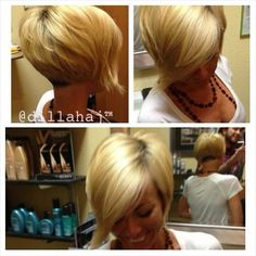 pixie cut with long bangs covering the ears