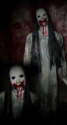 The human dolls