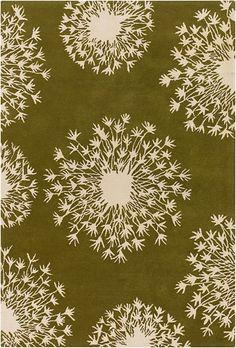 http://www.printsourcenewyork.com Seed pattern rug