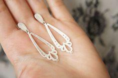 Earrings from Gemagenta.