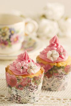 'Cupcakes' ~ Photography By Jess Shepstone ~