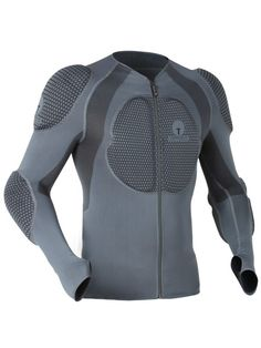 The Forcefield Pro Shirt is the ultimate all action shirt with high spec CE approved armour located at the elbows, shoulders and chest and now with a complete built in CE Level 2back protector.    Combining moulded Nitrex Evo® technical energy absorbing material with the all new M15 armour a specialised polymer from Nitrile rubber that has been optimised to achieve low weight, flexibility and Repeat Performance Technology (RPT) ensuring protection is given even after multiple impacts