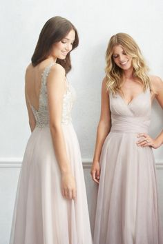 727025d38d3 Wtoo Maids Dress 154i Find yours at Inspire Bridal Boutique  www.inspirebridalboutique.com Spring