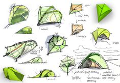biomimetic tent design