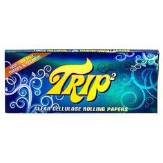 Trip Clear Rolling Paper at Bed Time Toys, Sex Toys Canada, Free Discreet Shipping, Online Sex Toy Store with affordable prices for Sex Toys Stoner Art, Pipes And Bongs, Toy Store, Bedtime, Biodegradable Products, Rolls, Paper, Bread Rolls, Bongs