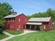 This former home is now a museum dedicated to the 19th century. Sit at Henry David Thoreau's desk, or check out the attic where Louisa May Alcott and her sisters once lived.  For more information, visit Fruitlands Museum.