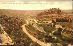 The Old Santa Susana Stage Road or Santa Susana Wagon Road is a route taken by early travelers between the San Fernando Valley and Simi Vall. California History, Vintage California, Southern California, Los Angeles County, Los Angeles California, Calabasas California, Canoga Park, Simi Valley, San Fernando Valley
