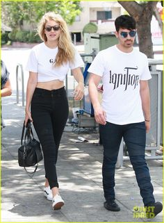 gigi hadid v magazine 04 Gigi Hadid shows off some midriff while stopping by Party City with boyfriend Joe Jonas and a friend on Wednesday (July 22) in West Hollywood, Calif.    The 20-year-old…