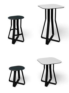 Coffeehouse, backyardparty or waiting room - HOT SHOT combines all qualities of public or semi-public furniture. Available in two different heights. Coffeehouse, Backyard, Patio, Waiting Rooms, Street Furniture, Hot Shots, Stool, Public, Table
