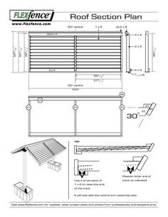 how to build a louvered privacy wall