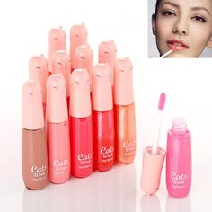 Maquiagem 12 Colors Lip Gloss Makeup Lipstick Waterproof Long Lasting Lip Gloss Lip Stick Beauty. Colors: 12 different colors. can be used in party or professional makeup. 12 different colors for you to choose. | eBay!