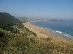 http://www.cantabriarural.com Playa de Noja #Cantabria #Spain #playas