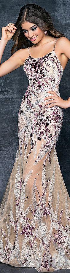 Fashion long formal dress #josephine#vogel