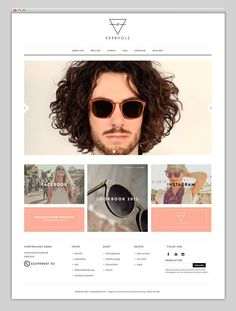 That's pretty. Websites We Love — Showcasing The Best in Web Design