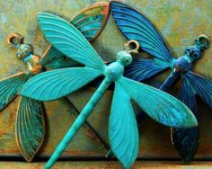 ❥ PATINA QUEEN~ Hand Finished Jewelry Supplies