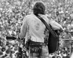 This Jacket is the Ultimate! Photo- Woodstock 1969