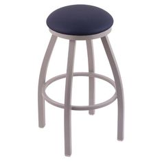 Holland Bar Stool Misha 25 in. Swivel Counter Stool with Fabric Seat
