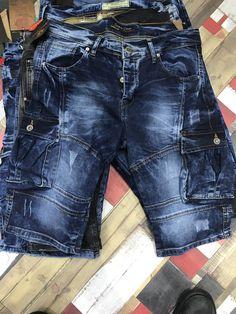 Boys Cargo Shorts, Casual Wear For Men, Denim Jeans Men, Jersey Shorts, Don't Judge, Jean Shorts, Men's Fashion, How To Wear, Style