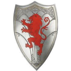 Aslan's Shield Design
