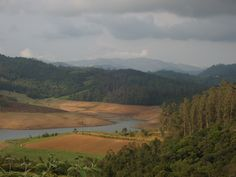 in the Nilgiris, by Emerald lake. @ Redhills.