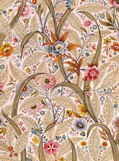 William Kilburn (1745-1818) Paper design