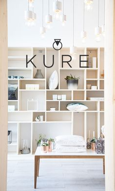 Kure is a modern Nordic assembly that features simple and space conscious design. Inspired by functional Scandinavian style, the Kure collection is designed with minimal decoration and crafted with eco-friendly materials.
