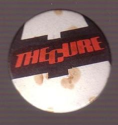 Button - The Cure