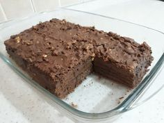 Biscuit Cake, Easy Cake Recipes, Biscotti, Cheesecake, Easy Meals, Food And Drink, Sweets, Homemade, Chocolate