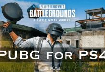 PUBG Is Now Available For PS4
