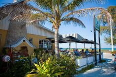 Most reliable Anna Maria Island restaurant: The Waterfront. 1. They serve lunch; 2. They take reservations; 3. They have enough variety to please everyone.