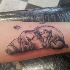 tattoo eeyore - Google Search