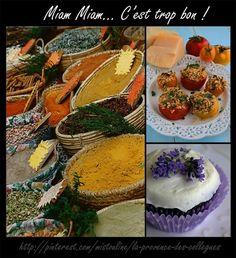 La cuisine Provençale...  http://mistoulinetmistouline.eklablog.com/