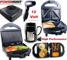 Power Hunt 12-Volt High Performance Appliances