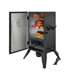 Smoke Hollow Electric Smoker: smoking is now so easy with little spending, buy now with deep discounted price. Electric Smoker Reviews, Best Electric Smoker, Digital Electric Smoker, Electric Bbq, Electric Grills, Masterbuilt Electric Smokers, Infrared Grills, Best Smoker, Smoke Bbq