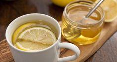 De Gezondheidsvoordelen Van Het Drinken Van Water Met Honing En Citroen