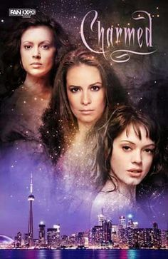 Charmed - another all time favorite! Serie Charmed, Charmed Tv Show, Movies And Series, Tv Series, Charmed Comics, Miss The Old Days, Charmed Sisters, Fantasy Fiction, Film Serie