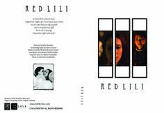Okładka DVD do filmu Red Lili| DVD cover for the Red Lili film.