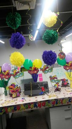 M s de 1000 im genes sobre decoraci n de cumplea os en oficina en pinterest fiestas de - Decoracion con caramelo ...