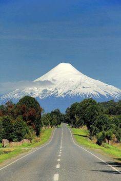 Orsorno Volcano, Chile