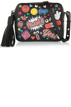 10 bags you'll need for summer music festivals: Anya Hindmarch pop art bag