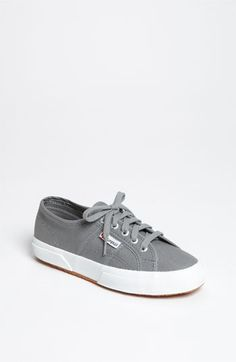 Superga 'Cotu' Sneaker (Women) | Nordstrom. I'm a size 7.  Gray, white or black would be most versatile.  $64.95