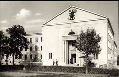 Semmelweis Kórház | Képeslapok | Hungaricana Marvel, Mansions, House Styles, Painting, Home Decor, Art, Art Background, Decoration Home, Room Decor