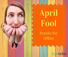 Brilliant April Fool Office Pranks You Need To Pull This Year #fun #pranks #office #aprilfools #aprilfool